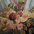 The Bridal Bouquet by Francois Lamothe