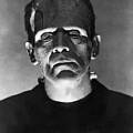 The Bride Of Frankenstein by R Muirhead Art