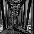The Bridge At Mile 225 by Keith Vanstone