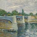The Bridge Of Courbevoie, Paris by Artistic Panda