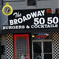 The Broadway 50 50 by Jill Reger