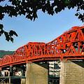 The Broadway Bridge by Albert Seger