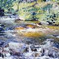 The Brook by Reid Robert Lewis