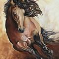 The Buckskin Gallop by Debbie Hart