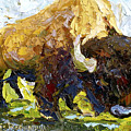 The Buffalo by Lewis Bowman