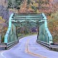 The Buffalo River Bridge by JC Findley
