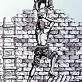 The Builders by Santiago Chavez