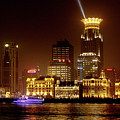 The Bund - Shanghai's Magnificent Historic Waterfront by Christine Till