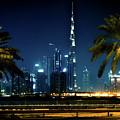 The Burj Khalifa  by Andrew Matwijec