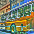 The Bus by Francisco Colon