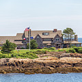 The Bush Family Compound On Walkers Point by Brian MacLean