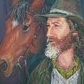 The Bushman by Sue Linton