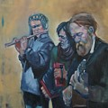 The Buskers by Kevin McKrell
