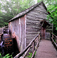 The Cable Grist Mill by Thomas Schoeller