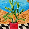 The Cactus From Nigeria by Caroline Street