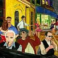 The Cafe by Gail Finn