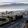 The California Incline by Gene Parks