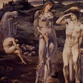 The Calling Of Perseus 1898 by BurneJones Edward