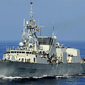 The Canadian Patrol Frigate Hmcs by Stocktrek Images