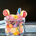 The Candy Jar by Martine Venis-Heethaar
