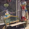 The Candy Shop by Karen Fleschler
