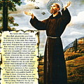 The Canticle Of The Creatures By St. Francis Of Assisi by Desiderata Gallery