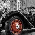 The Car by Javier Alcaide Nadales