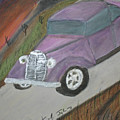 The Car by Karl Dobrowolski