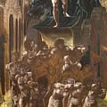 The Car Of Love by Edward Burne-Jones