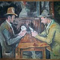 The Card Players by Gary Hogben