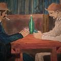 The Card Players by John Cunnane