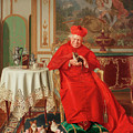 The Cardinal's Favourite by Andrea Landini