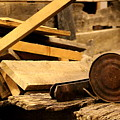 The Carpenter's Cart by Colleen Cornelius