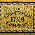 The Carpenters Company by Stephen Stookey