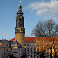 The Castle - Weimar - Thuringia - Germany by Christine Till