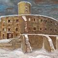 The Castle by Anna Folkartanna Maciejewska-Dyba