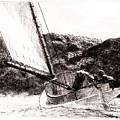 The Cat Boat, Edward Hopper by Edward Hopper