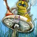 The Caterpillar by Lucia Stewart