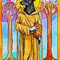 The Cautious Saint by Josean Rivera