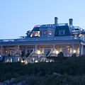 The Chanler At Cliff Walk by Steven Natanson