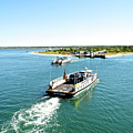 The Chappy Ferry by Island Images Gallery