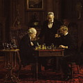 The Chess Players by MotionAge Designs