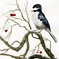 The Chickadee by Mary Tuomi