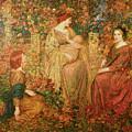 The Child by Thomas Edwin Mostyn