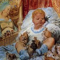 The Childhood Of Pantagruel by Dore Gustave