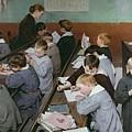 The Children's Class by Henri Jules Jean Geoffroy