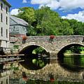 The Choate Bridge by Wayne Marshall Chase