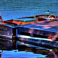 The Vintage 1958 Chris Craft by David Patterson
