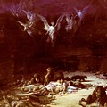 The Christian Martyrs by Dore Gustave