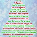 The Christmas Prayer by Dan Sproul